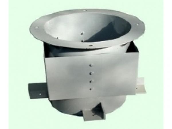 Стаканы С1, С2, С3, С4, С5 для крышных вентиляторов Серия 1.494-24
