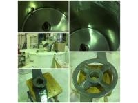 Защитное покрытие для оборудования от налипания и обрастания.