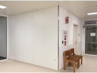 Медицинские декоративные панели HPL для стен и отделки больниц