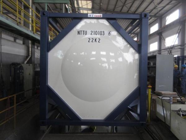 33 000$ Танк-контейнер (контейнер-цистерна)  тип Т14 25куб.м верхний с
