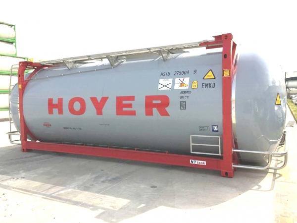 37 000$ Танк-контейнер (контейнер-цистерна)  тип Т11 SWAP 33куб.м