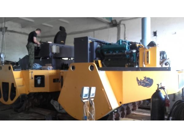 Ремонт и запчасти для уплотнителей РЭМ-25