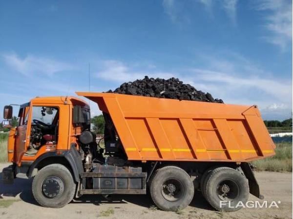 Уголь отборный (Татауровский) с доставкой.