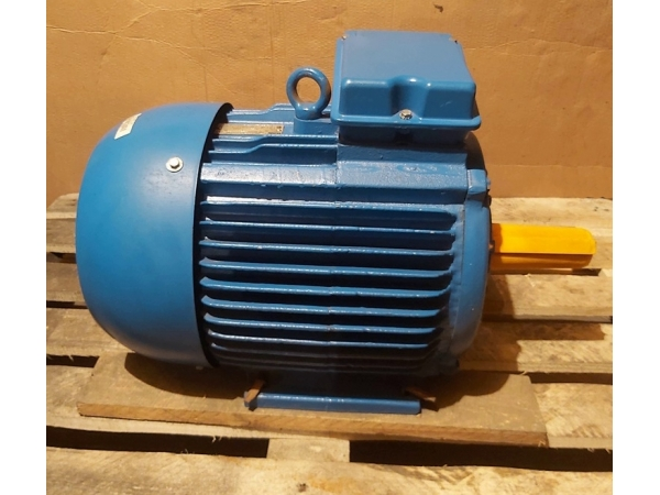Электродвигатель АИР160S6  11кВт/970об. з-д «Элдин
