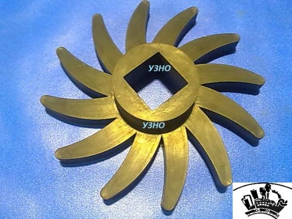 Резиновая звездочка 088.00210 на комбайн для уборки картофеля.