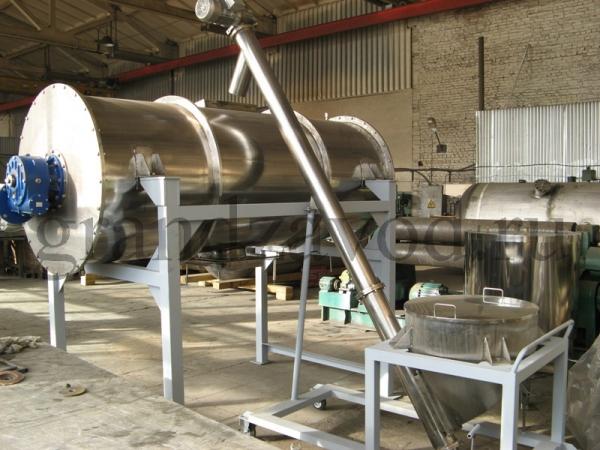 Диссольверы промышленные для Л/краски, смесители сыпучих. Завод Гранд