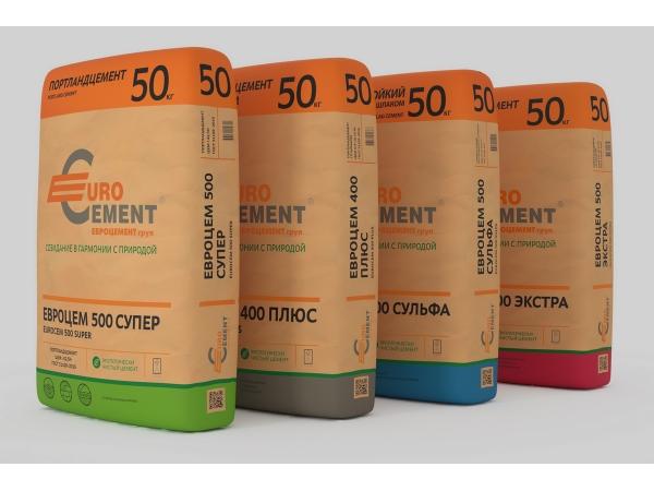 Продаём Евроцемент 500Д0, 500Д20, 400Д20 оптом