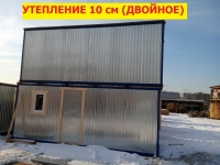 Блок контейнеры металлические 5м