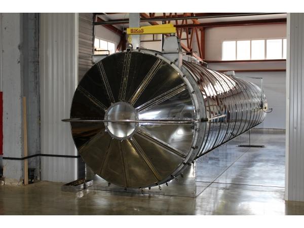 Производство оборудования для изготовления термодревесины(не вакуум)