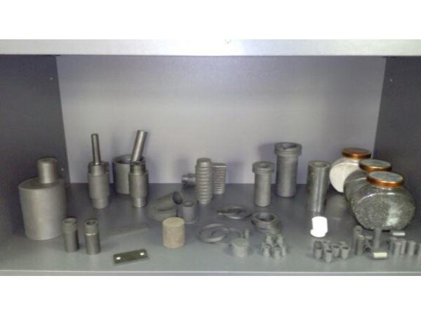 МПГ, МГ, ГМЗ изделия из различных марок графита