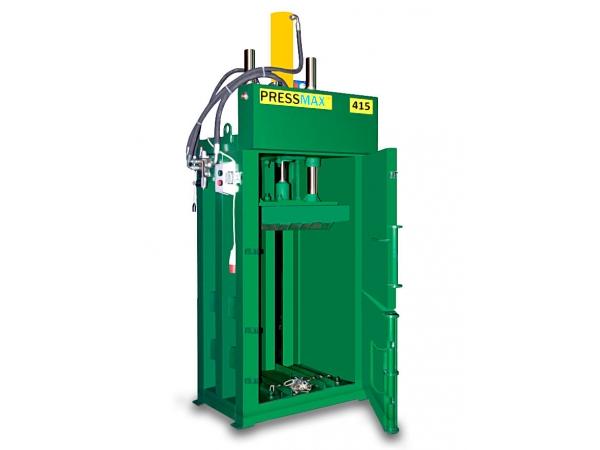 Пресс пакетировочный PRESSMAX™ 415 для металлической стружки, отходов