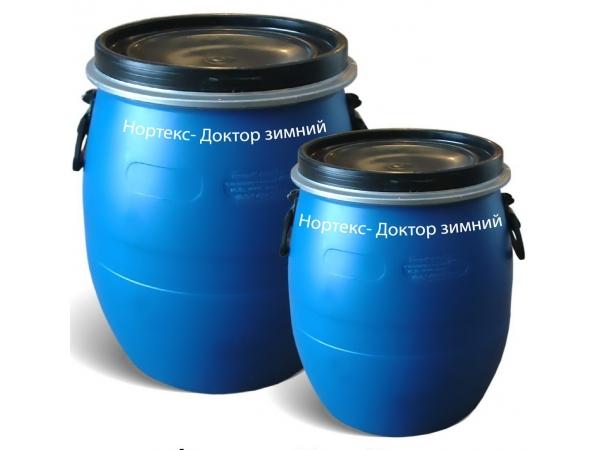 Антисептик «Нортекс®»-Доктор ЗИМНИЙ 43 кг для пропитки дерева