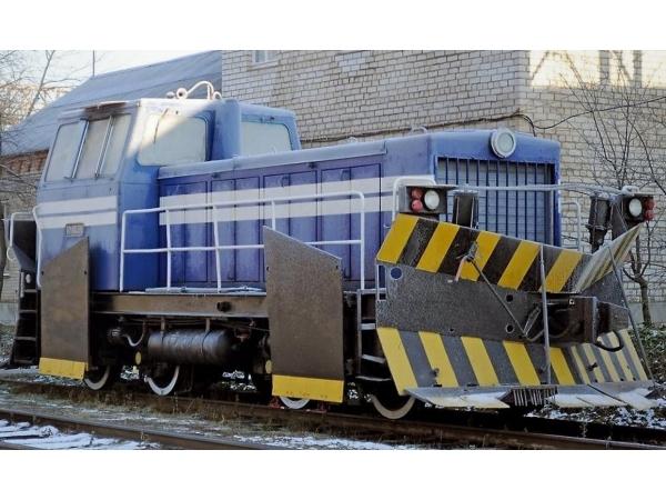 Снегоуборочный ТГМ 40С тепловоз-снегоочиститель