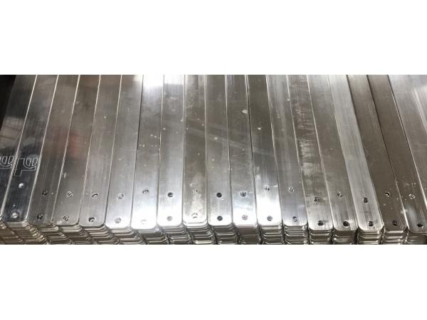 Изготовление медных  алюминевых шин с покрытием олово-висмут