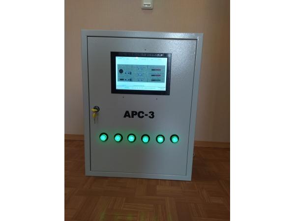 Автоматический Регулятор Сушки Древесины АРС-3