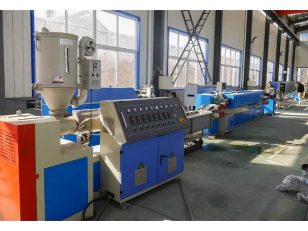 Линия ПП стреппинг ленты с нашего производства