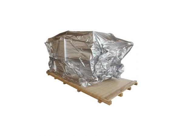 Металлизированные и фольгированные пленки для упаковки оборудования