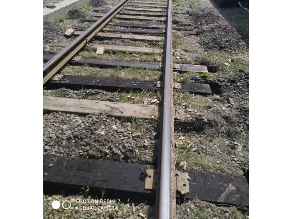 Ремонт железнодорожных подъездных путей, жд тупиков средний