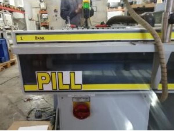 Горизонтальная линия микротравления Pill Export 650