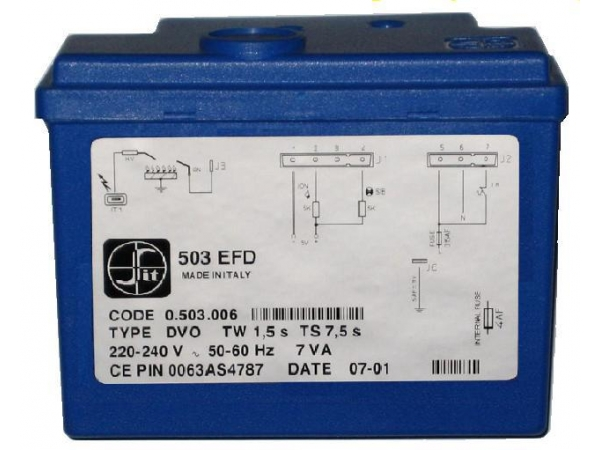 Блок розжига SIT 503 EFD 0.503.006