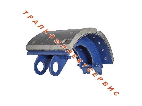 Колодка тормозная с накладками ЧМЗАП 99859-3502090