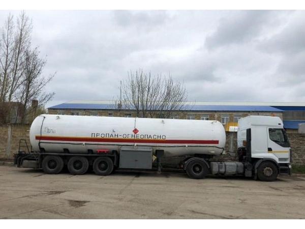 Доставка газа СУГ, заправка газгольдеров в Томск и Томскую область