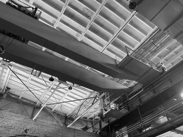 Ремонт подкрановых путей мостовых кранов, кран-балок