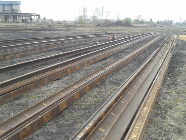 Куплю рельсы б/у железнодорожные и крановые