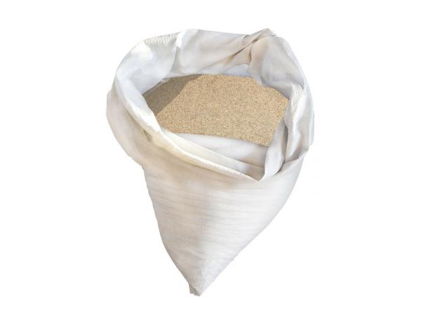 Песок кварцевый мешках фр. 0,5-1,2 мм (25 кг)