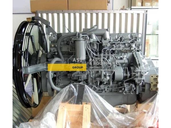Двигатель Isuzu 6HK1 для экскаваторов HITACHI