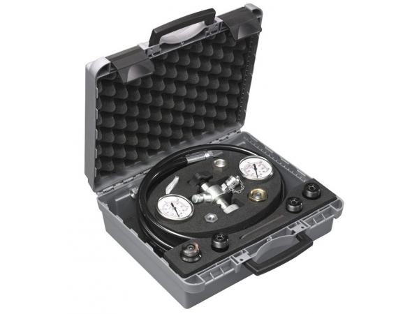 Комплект для заправки азотом и проверки гидропневмоаккумуляторов Ус