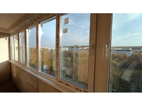 Re: Окна REHAU- остекление ,отделка балконов!