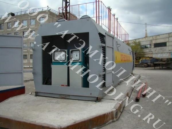 Блочная АЗС, топливозаправочный пункт, мобильный топливный модуль