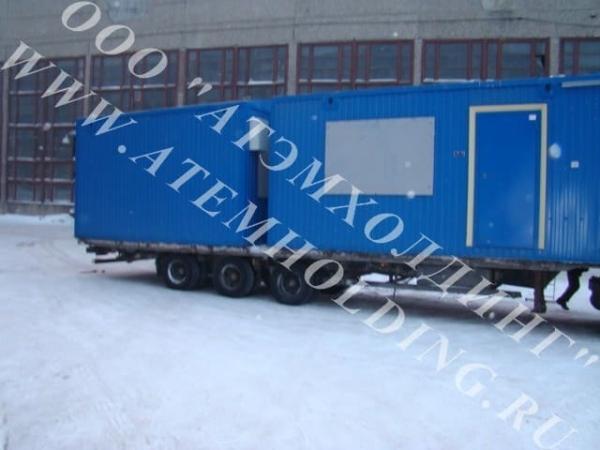 Насосные станции, установки блочные, модульные, контейнерные