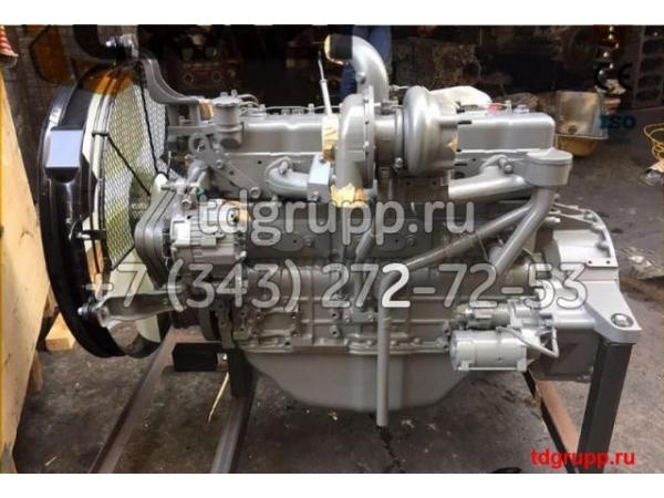 4726598 Двигатель в сборе Hitachi ZX200-5G