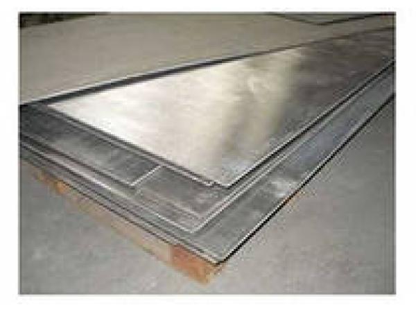 Титан лист (плита), сплав 5В, 20х1620х1980 мм