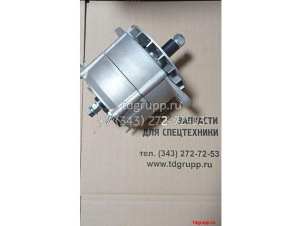 125849A1 Генератор (Alternator) трактора Case MX255