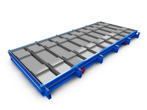 Металлоформы для лотков и каналов