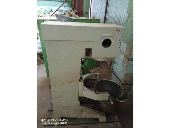 Warma тестомесильная машина 60 л