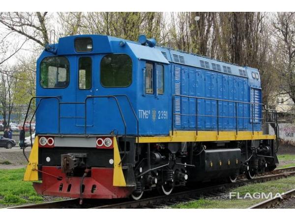 Тепловоз ТГМ-6а