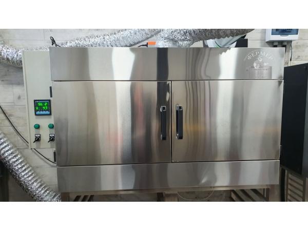 Инфракрасный шкаф Фермер-1020 для сушки мясных чипсов