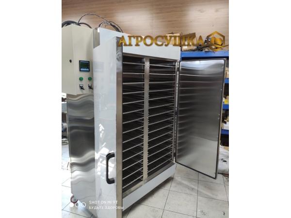 Инфракрасные сушильные шкафы Фермер для сушки снековой прод