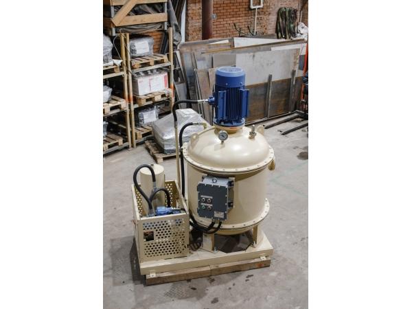 Дегазатор центробежный для бурового раствора