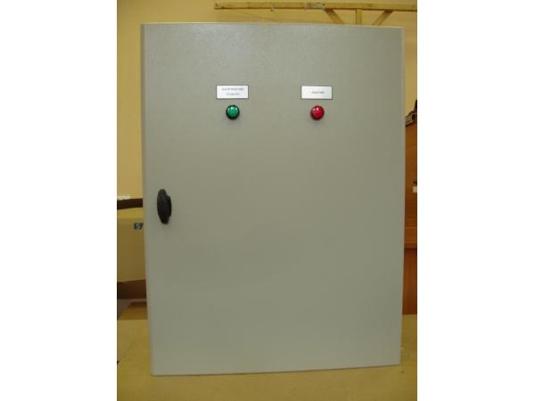 Щит/(шкаф ввода ШВ (Автоматика для электролизеров и электрохимических