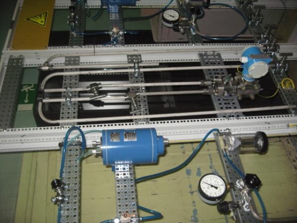 Стенд Газоанализаторов СГ (Автоматика для электролизеров и электрохими
