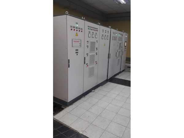 Щит постоянного тока (ЩПТ) (Автоматика для электролизеров и электрохим