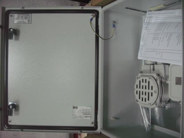 Щит /панель звуковых аппаратов ПЗА (Автоматика для электролизеров и э
