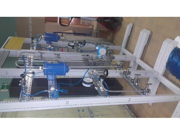 Стенд Газоанализаторов (Автоматика для электролизеров и электрохимичес