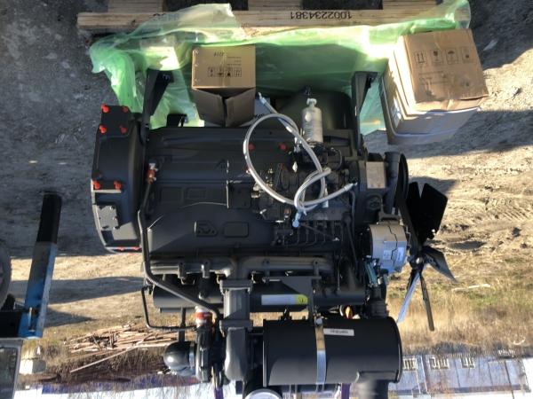 Двигатель Weichai WP6G125E22, Deutz TD226B-6G Евро-2