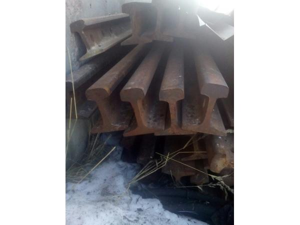 Рельсы Р50 1гр. износ 2-3 мм ГОСТ 51685-2013 по 33000 руб